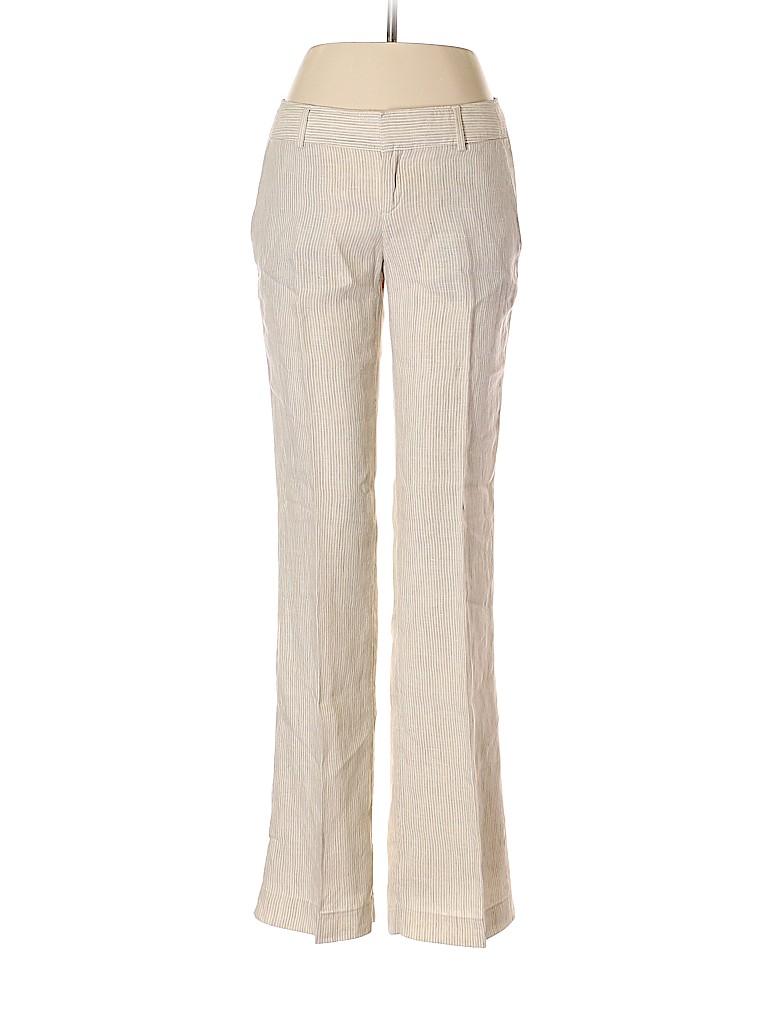 Banana Republic Factory Store Women Linen Pants Size 0 (Petite)