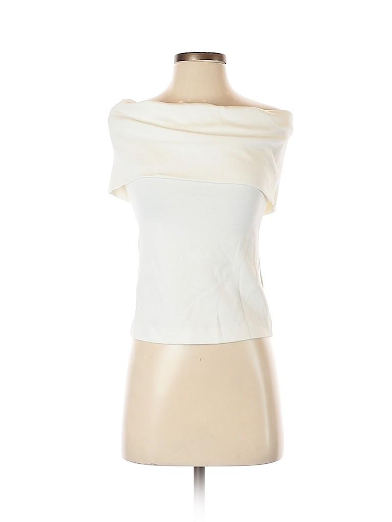 Club Monaco Women Short Sleeve Top Size XS