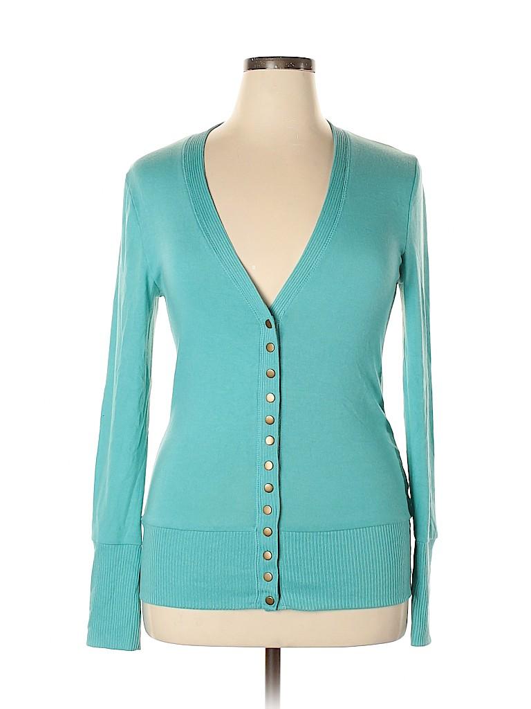 Zenana Outfitters Women Cardigan Size L