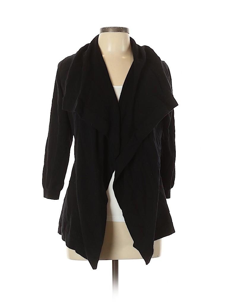 Theory Women Wool Cardigan Size L