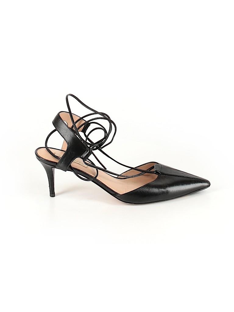 Pura Lopez Women Heels Size 39.5 (EU)
