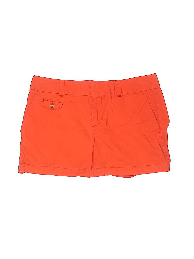 Ann Taylor LOFT Women Khaki Shorts Size 4
