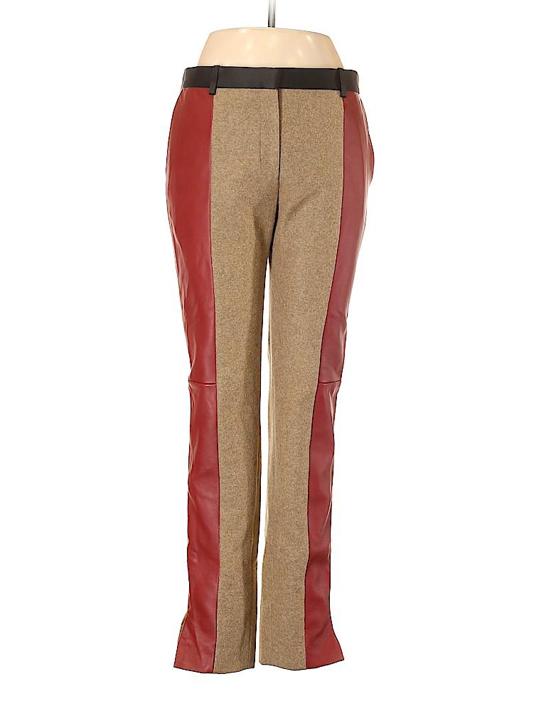 Celine LEFEBURE PARIS Women Wool Pants Size 38 (EU)