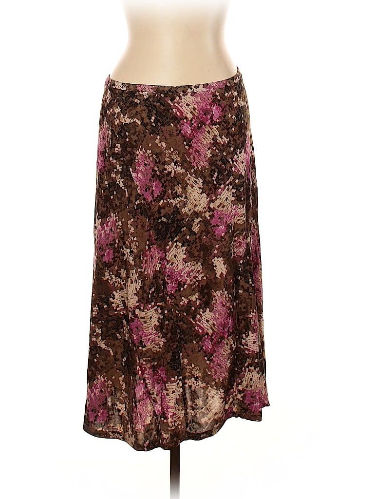AK Anne Klein Women Casual Skirt Size L