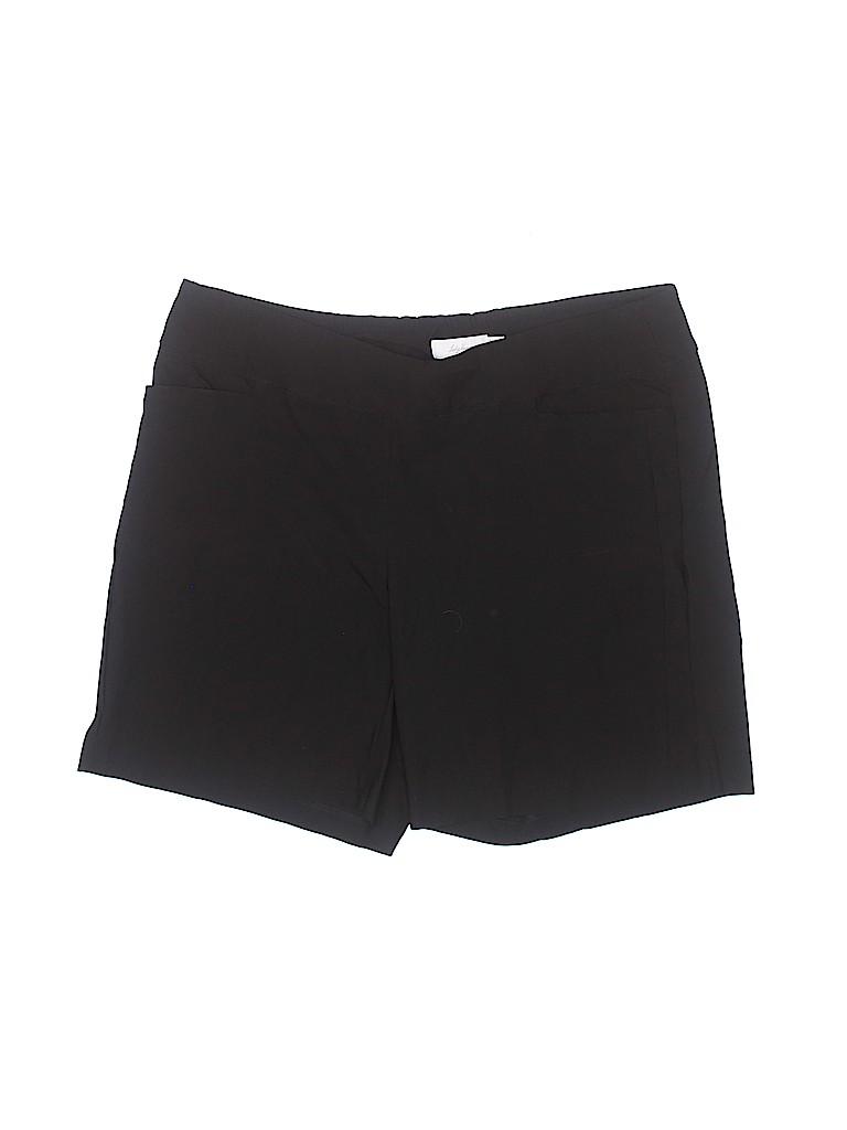 Lady Hagen Women Dressy Shorts Size 14
