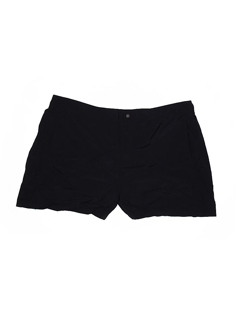 Lands' End Women Athletic Shorts Size 14