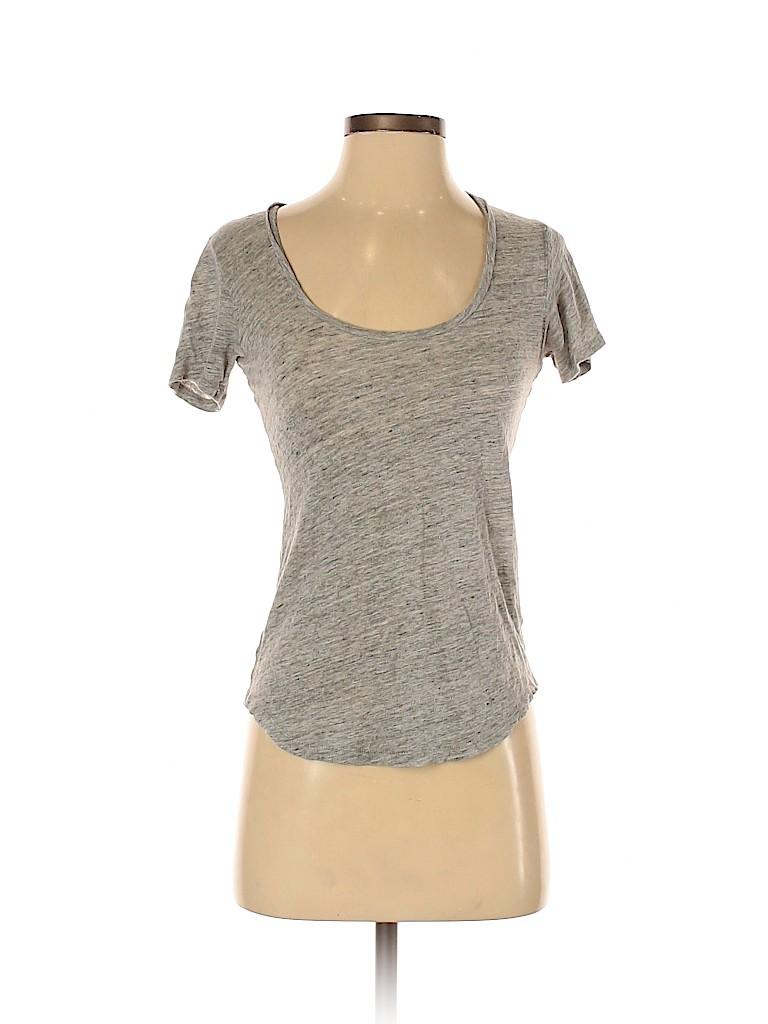 J. Crew Women Short Sleeve T-Shirt Size 00