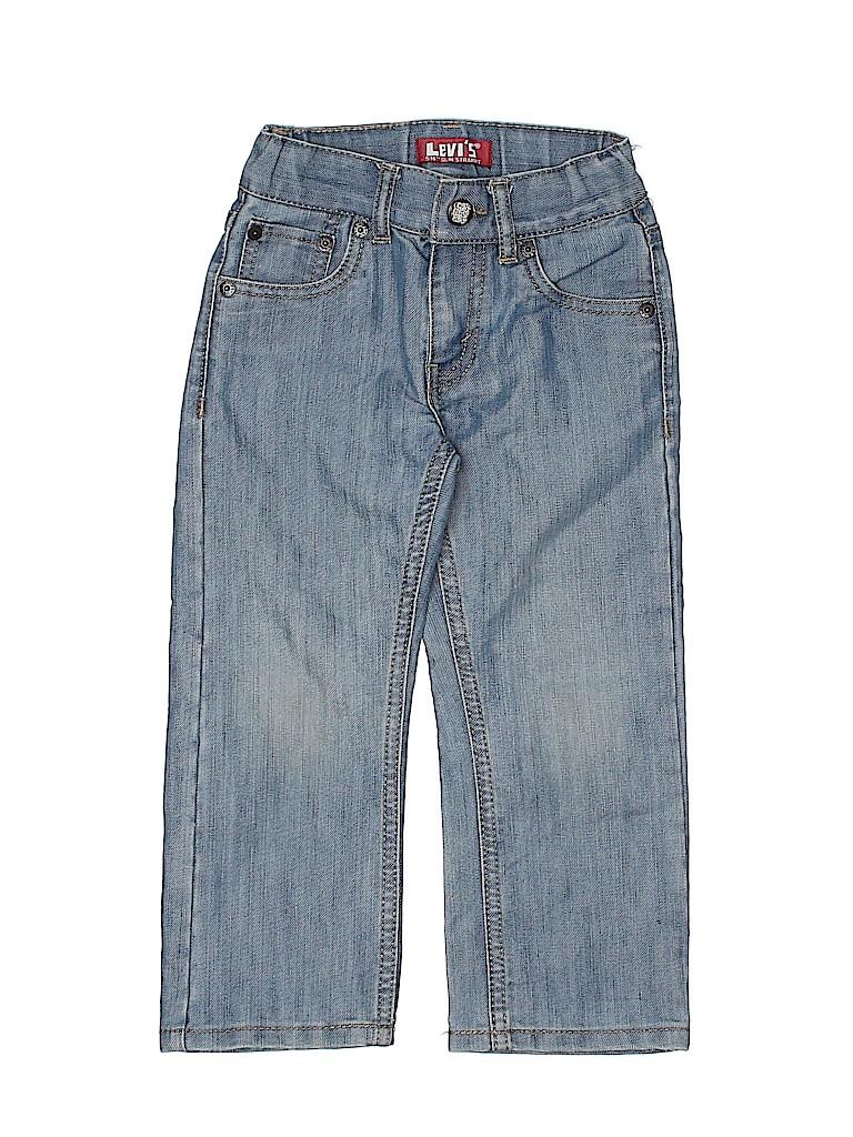 Levi's Boys Jeans Size 3T
