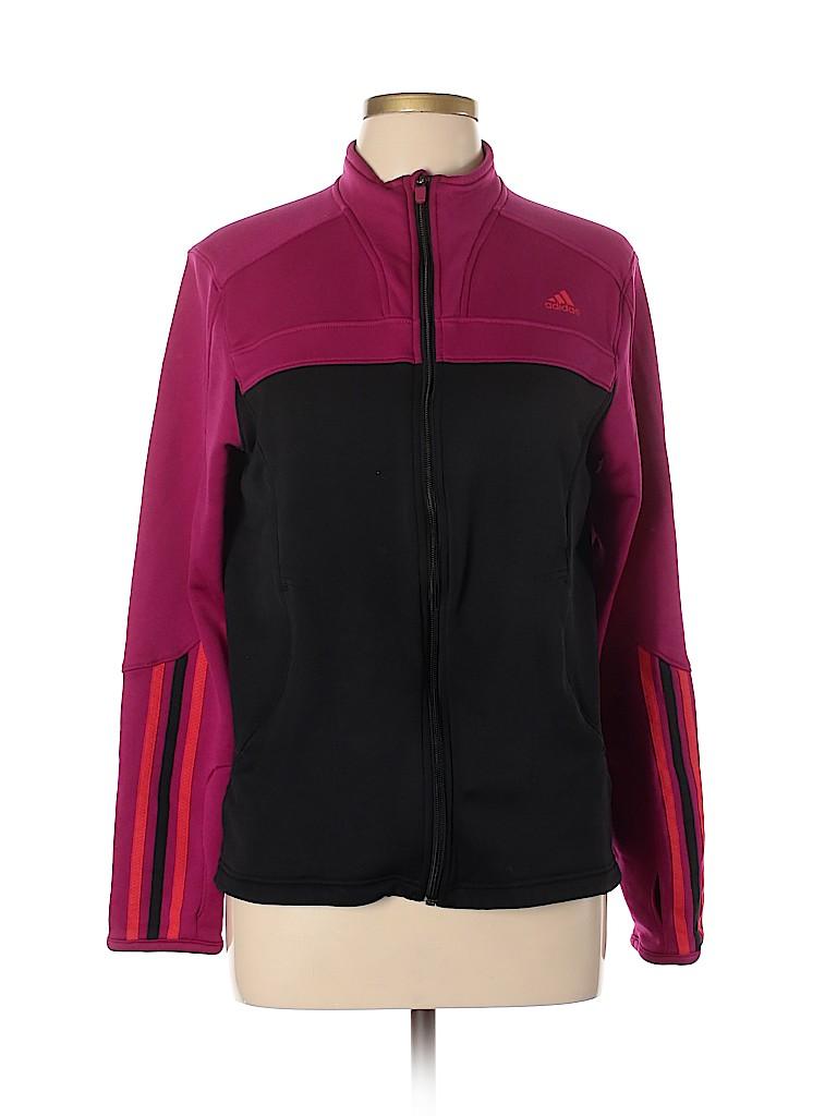 Adidas Women Track Jacket Size XL