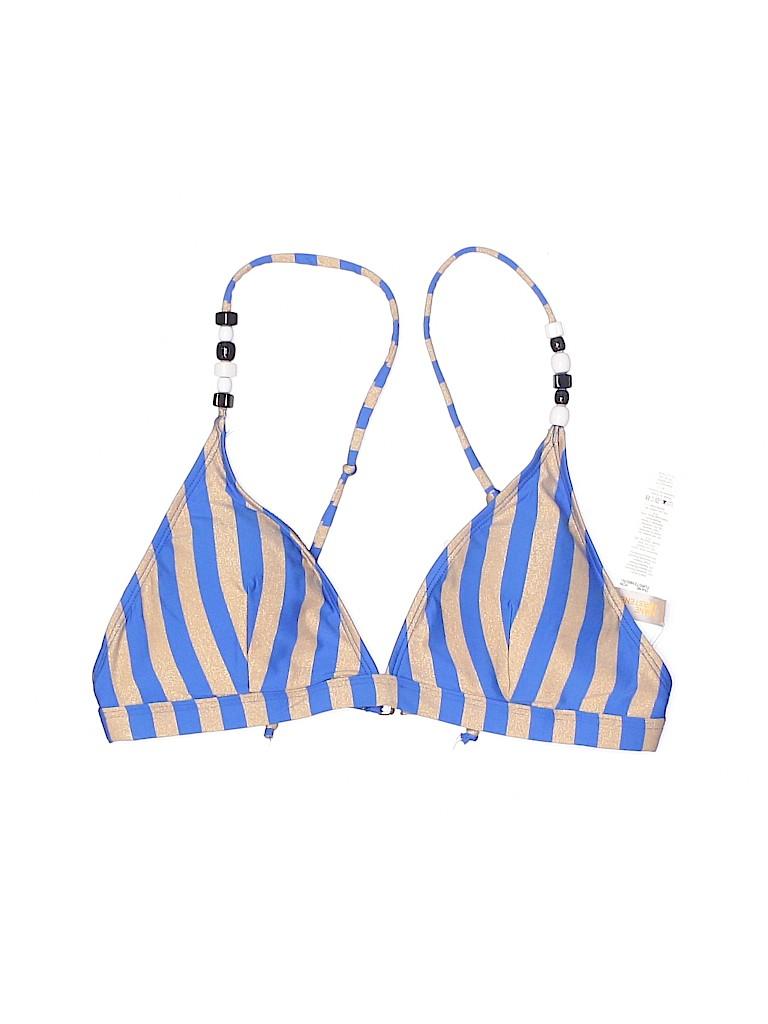 Diane von Furstenberg Women Swimsuit Top Size M