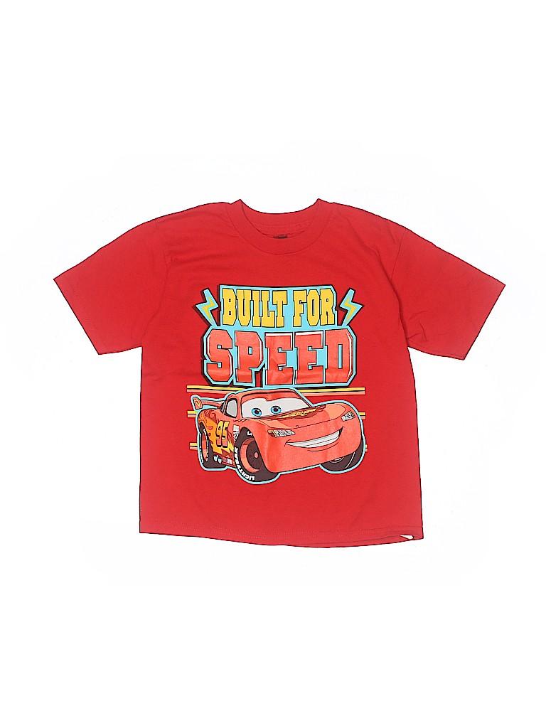 Disney Boys Short Sleeve T-Shirt Size 5T