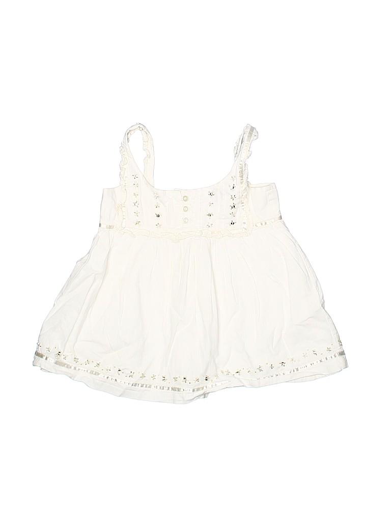 Gap Kids Girls Sleeveless Blouse Size 4 - 5