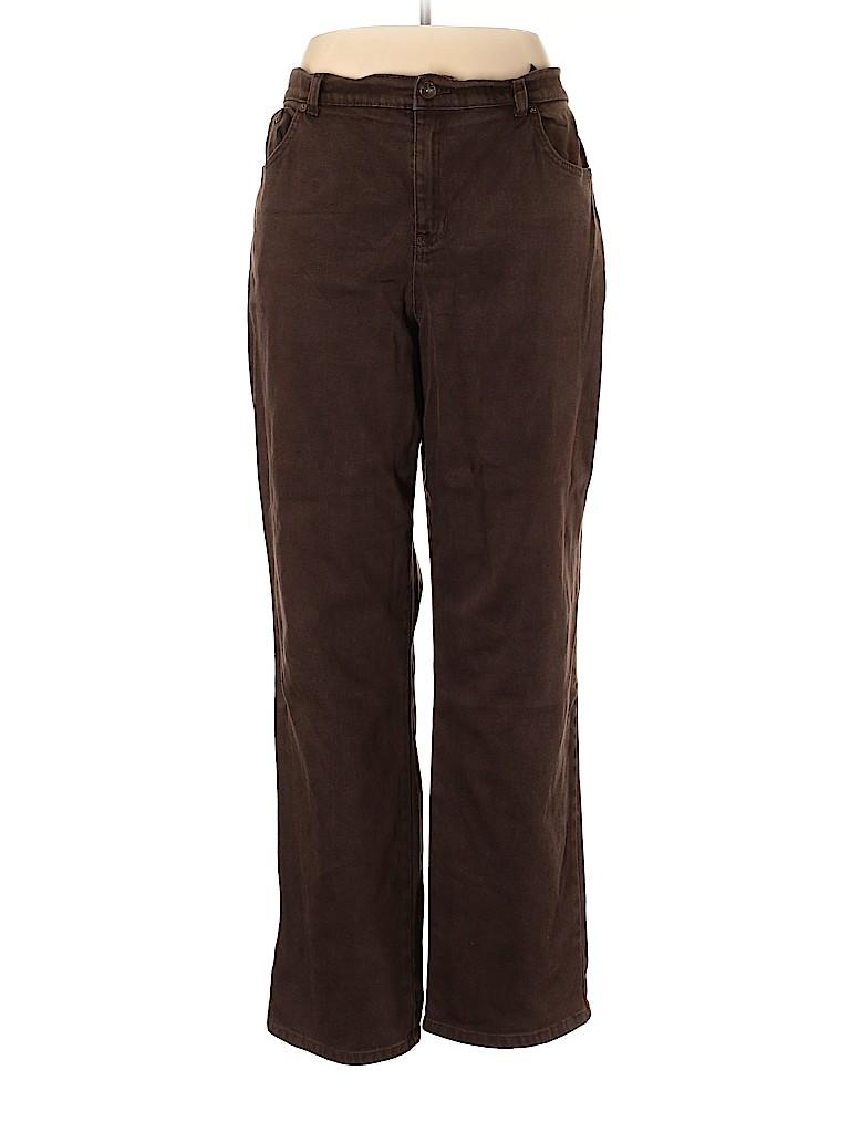 Style&Co Women Jeans Size 16W