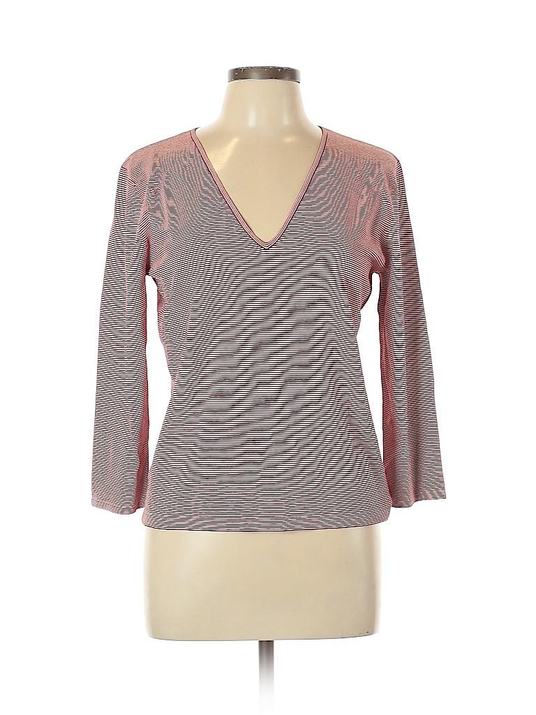Ellen Tracy Women Long Sleeve Top Size L