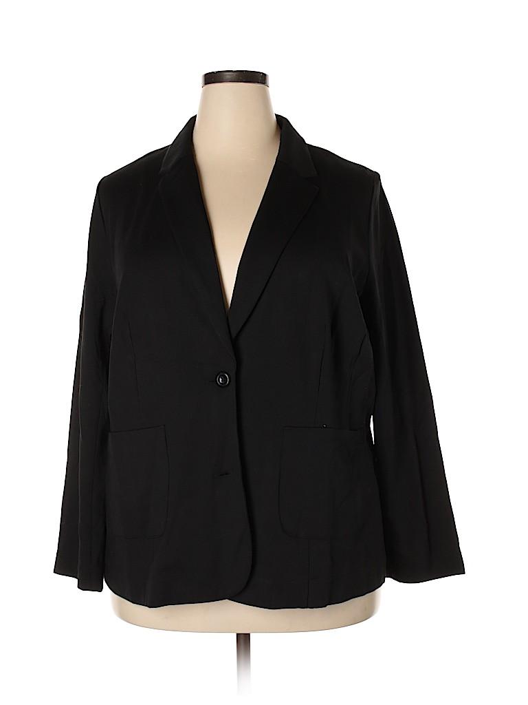 Jessica London Women Jacket Size 20 (Plus)