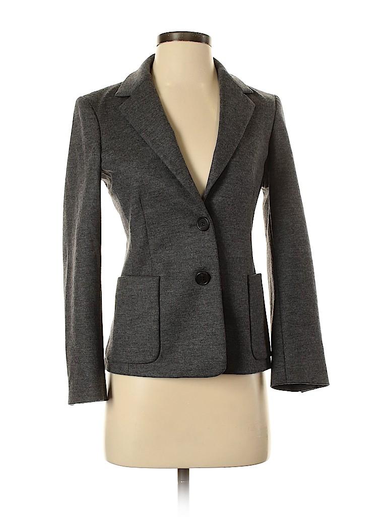 Derek Lam Women Wool Blazer Size 36