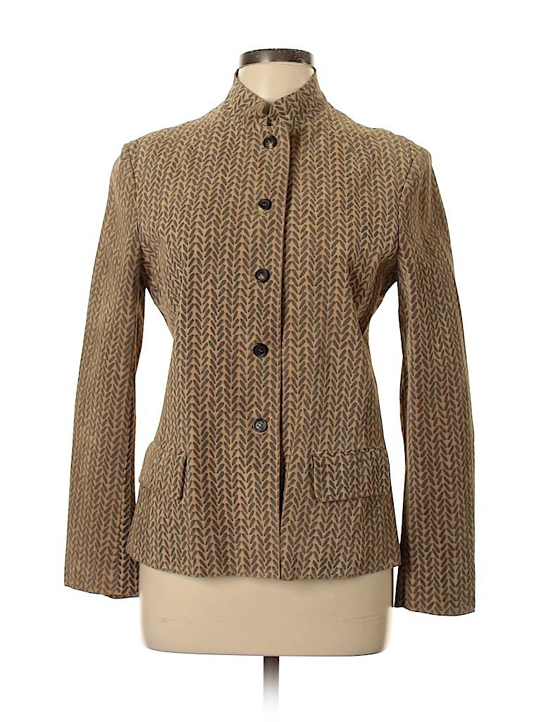 Michael Kors Women Leather Jacket Size 10