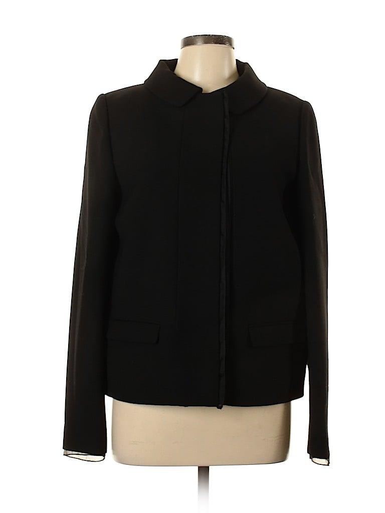 Dolce & Gabbana Women Silk Blazer Size 44 (IT)