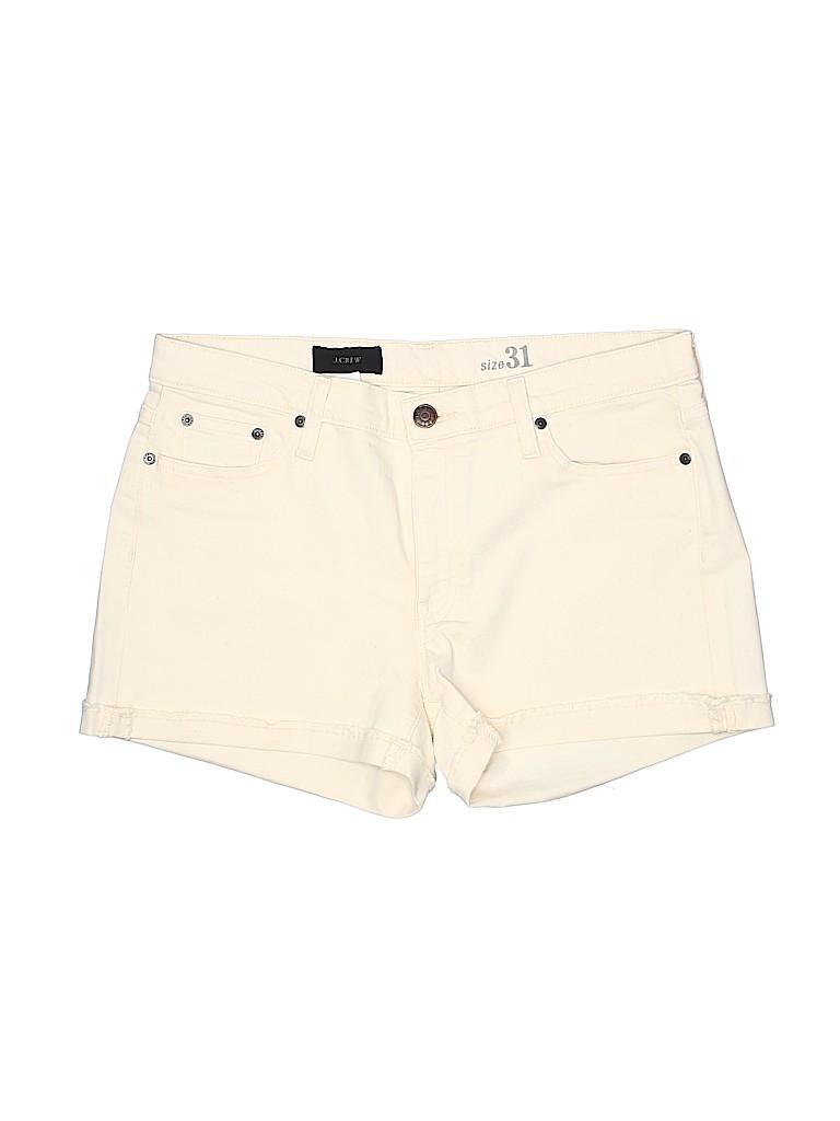 J. Crew Women Denim Shorts 31 Waist