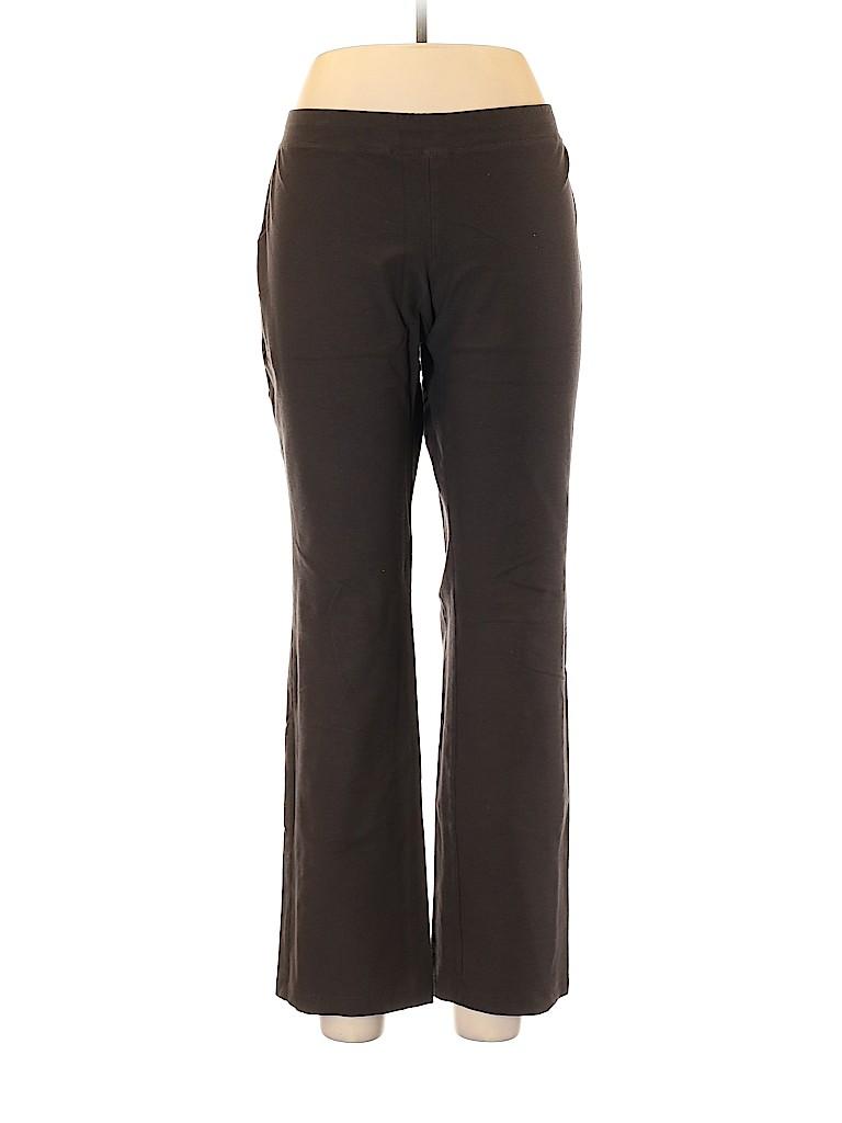 Eileen Fisher Women Casual Pants Size L