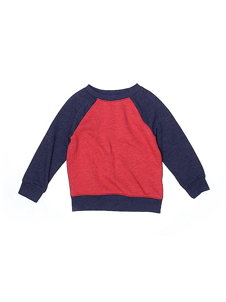 Cat & Jack Boys Sweatshirt Size 4T