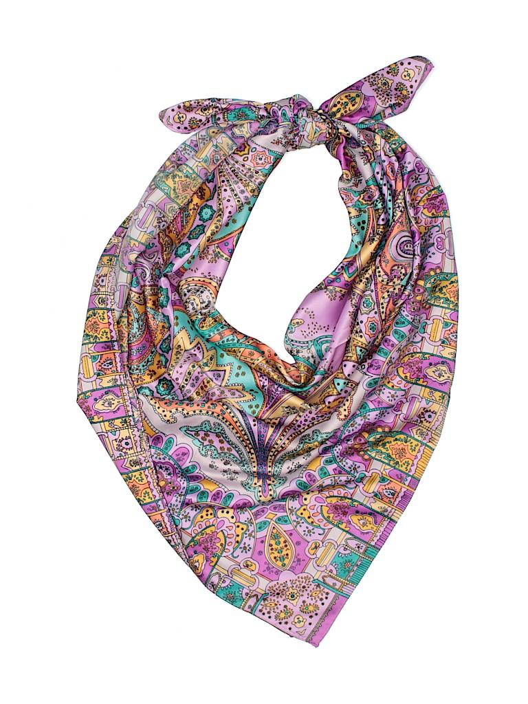 ETRO Women Silk Scarf One Size