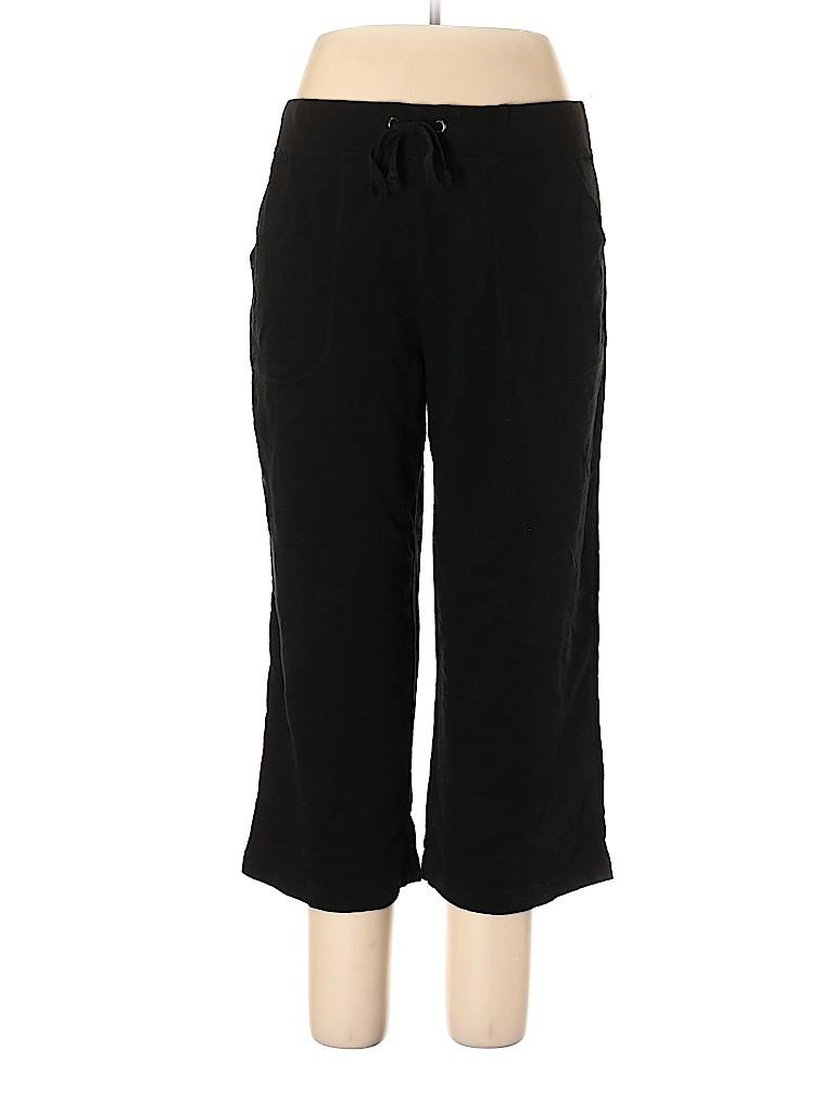 Merona Women Sweatpants Size 1X (Plus)
