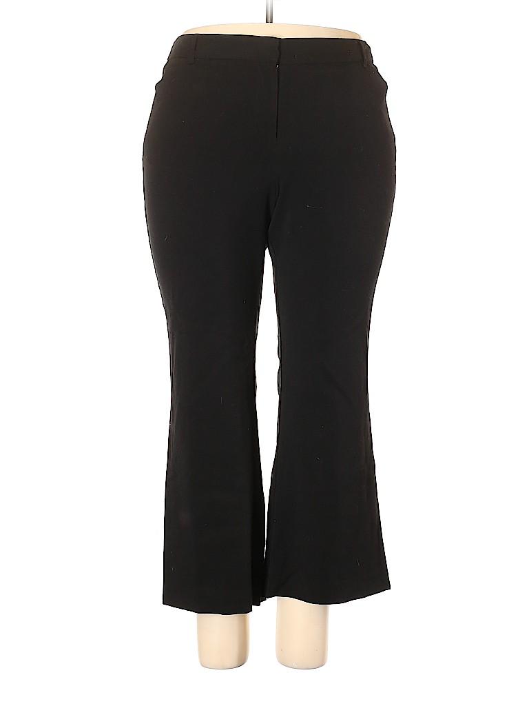 Lane Bryant Women Dress Pants Size 18 (Plus)