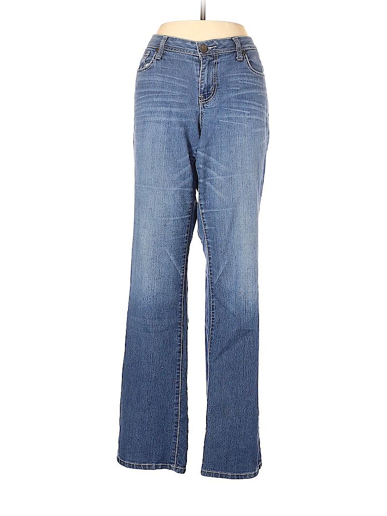 L.e.i. Women Jeans Size 13 LONG