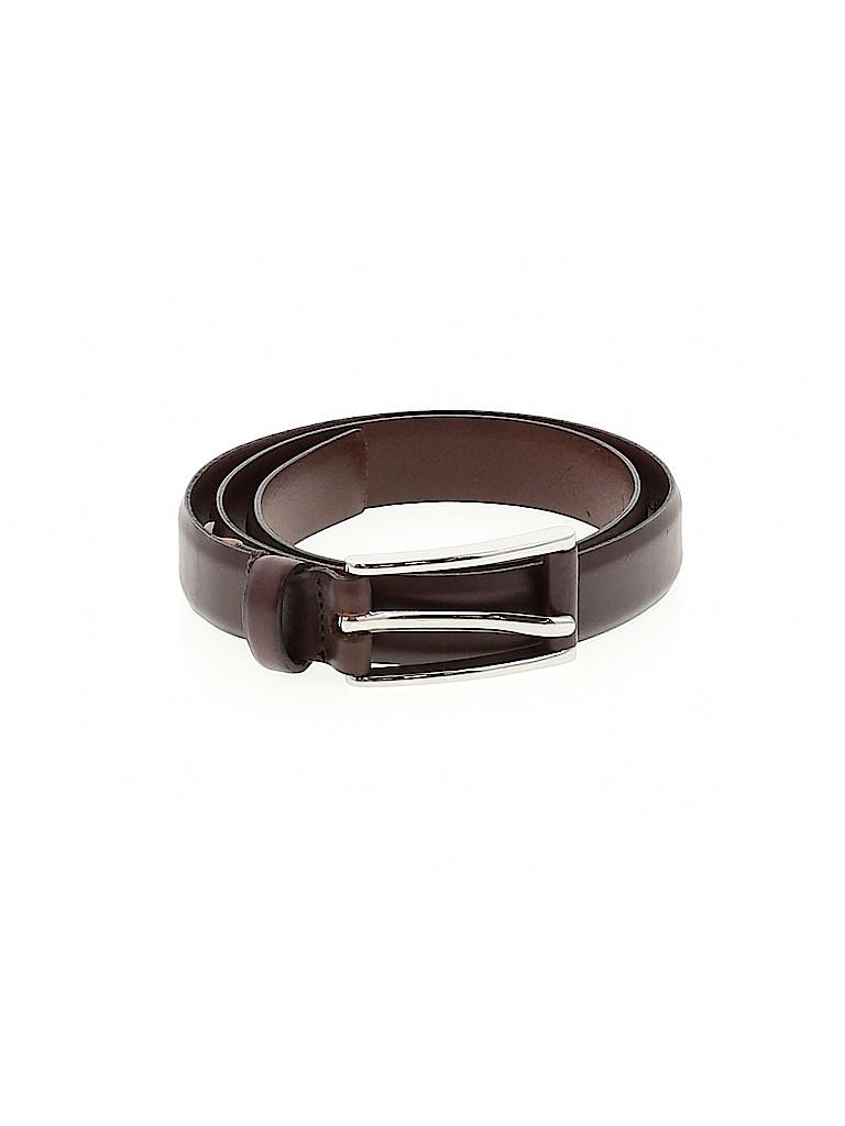 Banana Republic Women Leather Belt Size XS