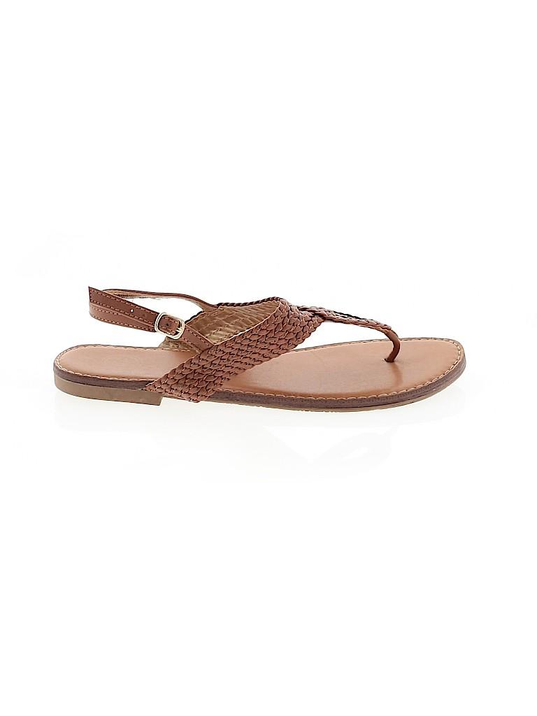 Wonder Nation Girls Sandals Size 6