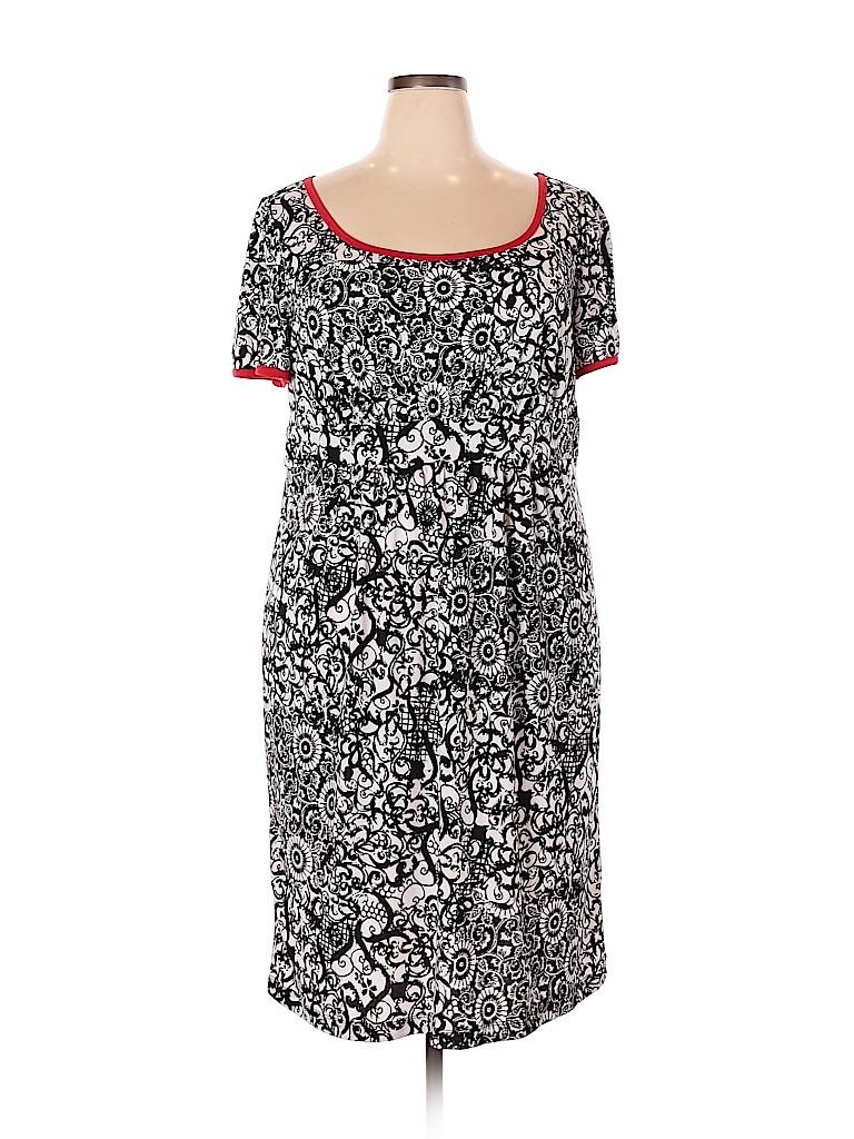 DressBarn Women Casual Dress Size 18 (Plus)