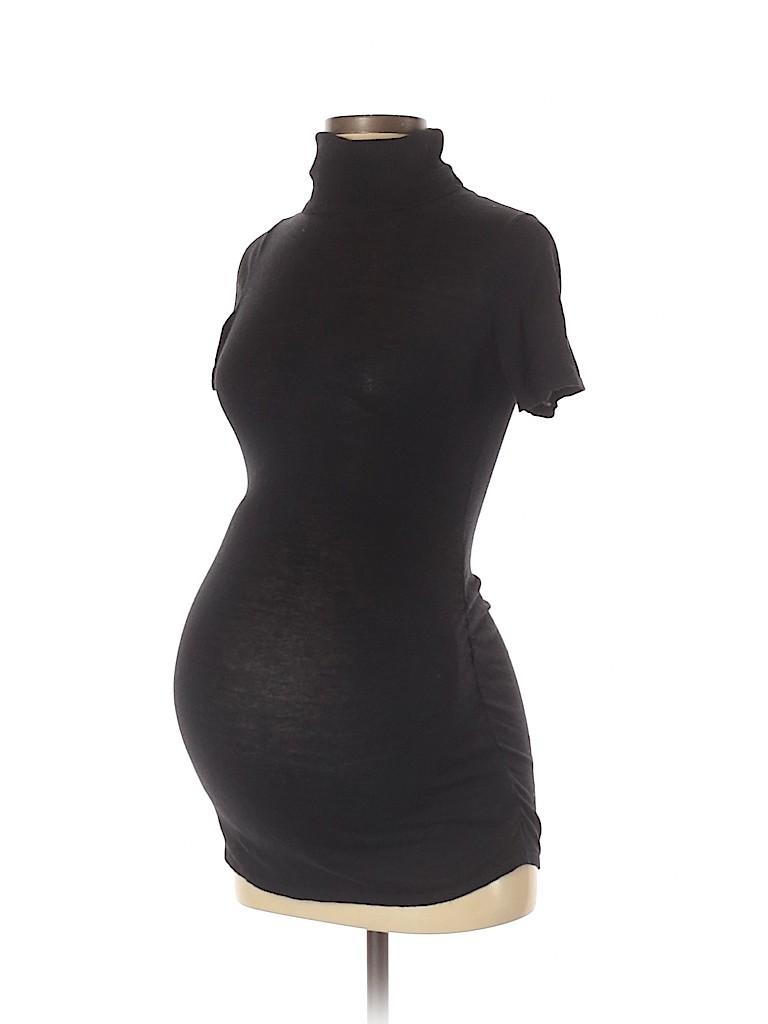 A Pea in the Pod Women Silk Cardigan Size S (Maternity)