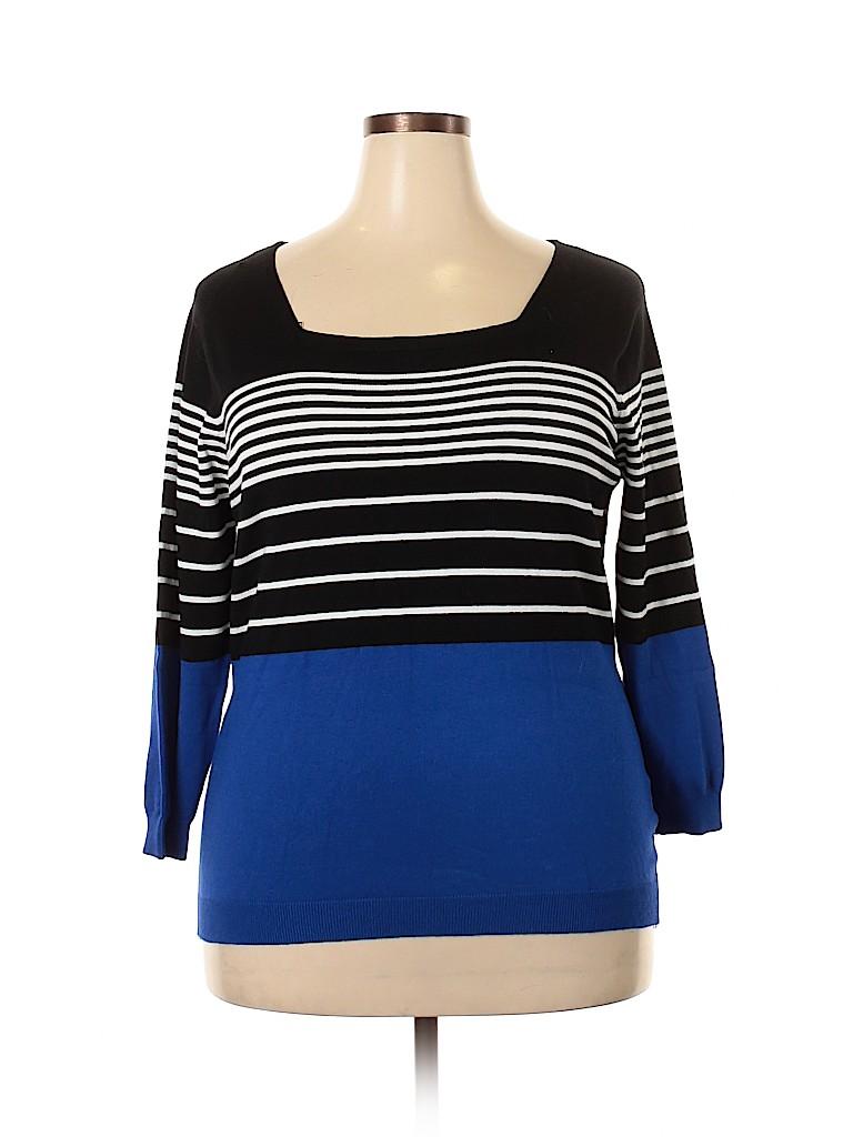 Joseph A. Women Pullover Sweater Size XL