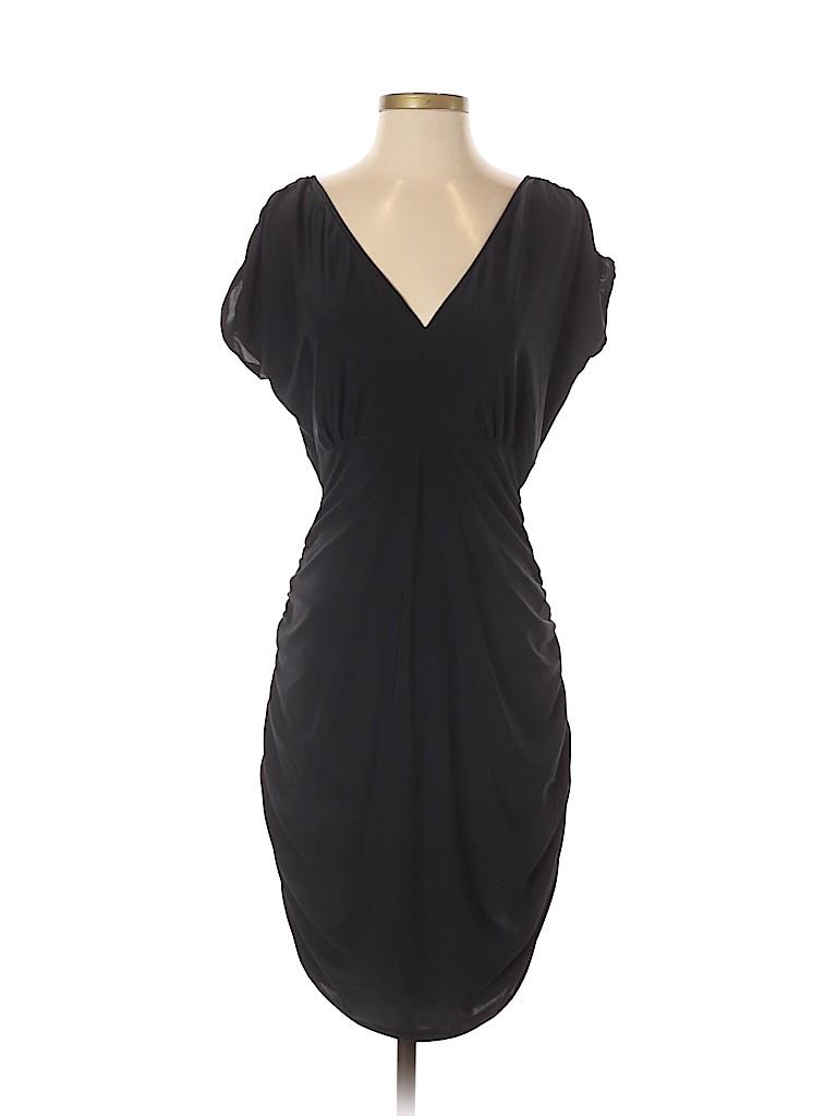 BCBGMAXAZRIA Women Casual Dress Size S