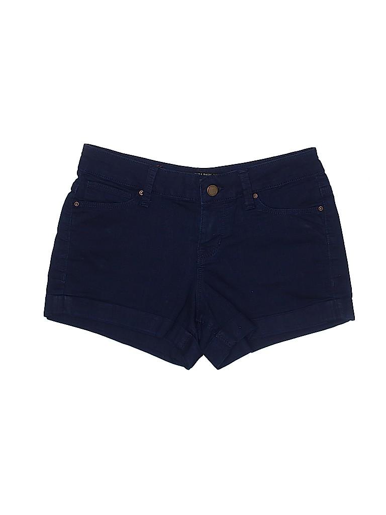 Zara Women Denim Shorts Size 4