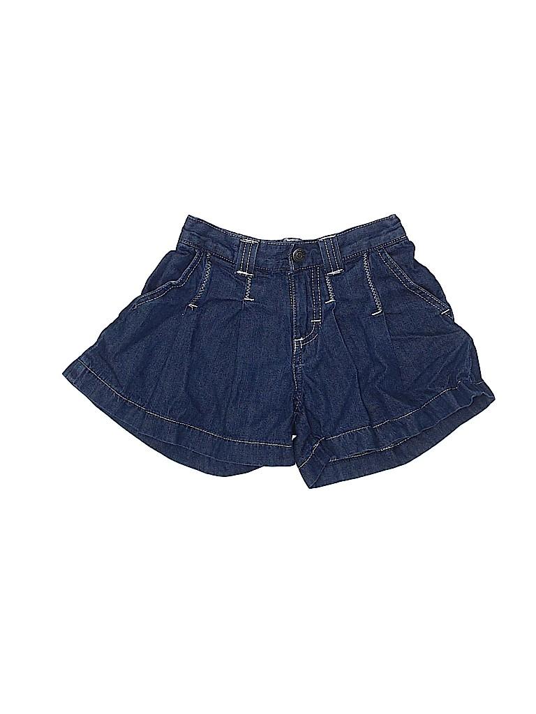 Assorted Brands Girls Denim Shorts Size 5T