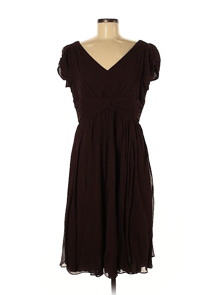 Suzi Chin for Maggy Boutique Women Casual Dress Size 14