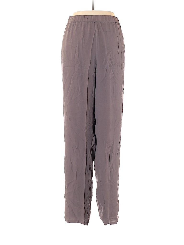 Eileen Fisher Women Silk Pants Size XL