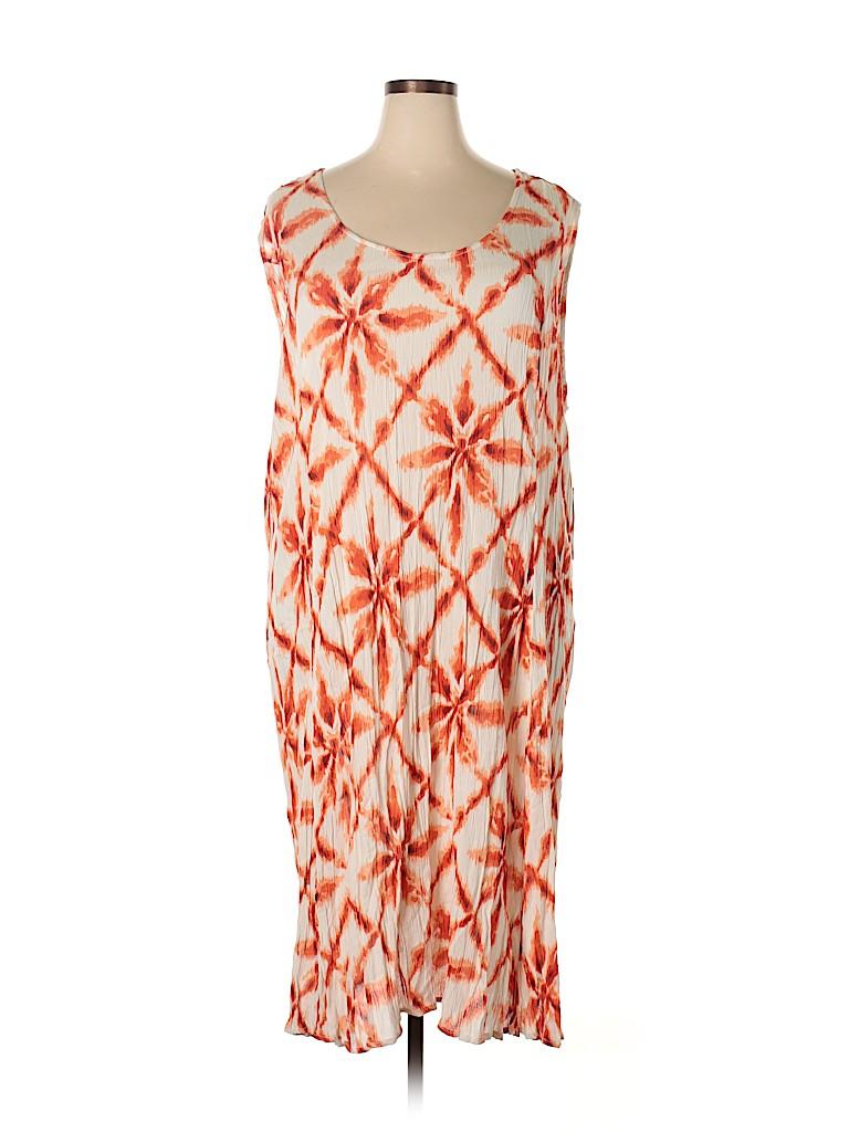 Denim 24/7 Women Casual Dress Size 5X (Plus)