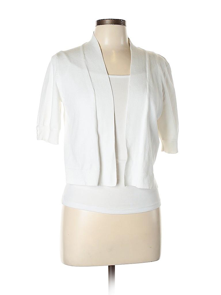 Faded Glory Women Cardigan Size L