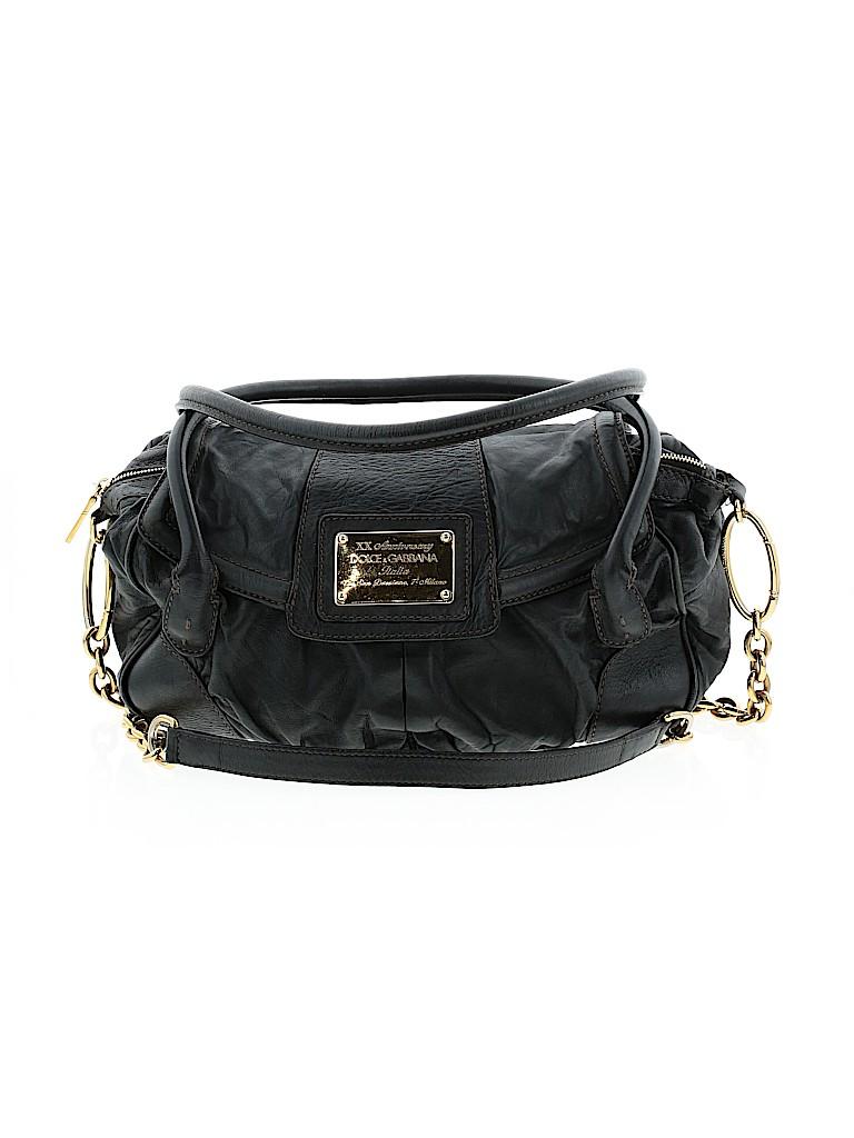 Dolce & Gabbana Women Leather Satchel One Size