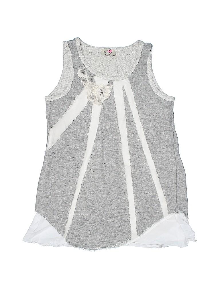 Assorted Brands Girls Sleeveless Blouse Size 10