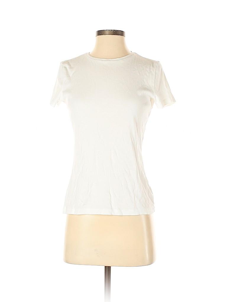 Talbots Women Short Sleeve T-Shirt Size XS