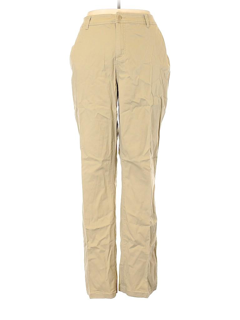 St. John's Bay Women Casual Pants Size 20W (Plus)