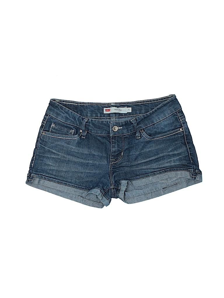 Levi's Women Denim Shorts Size 5