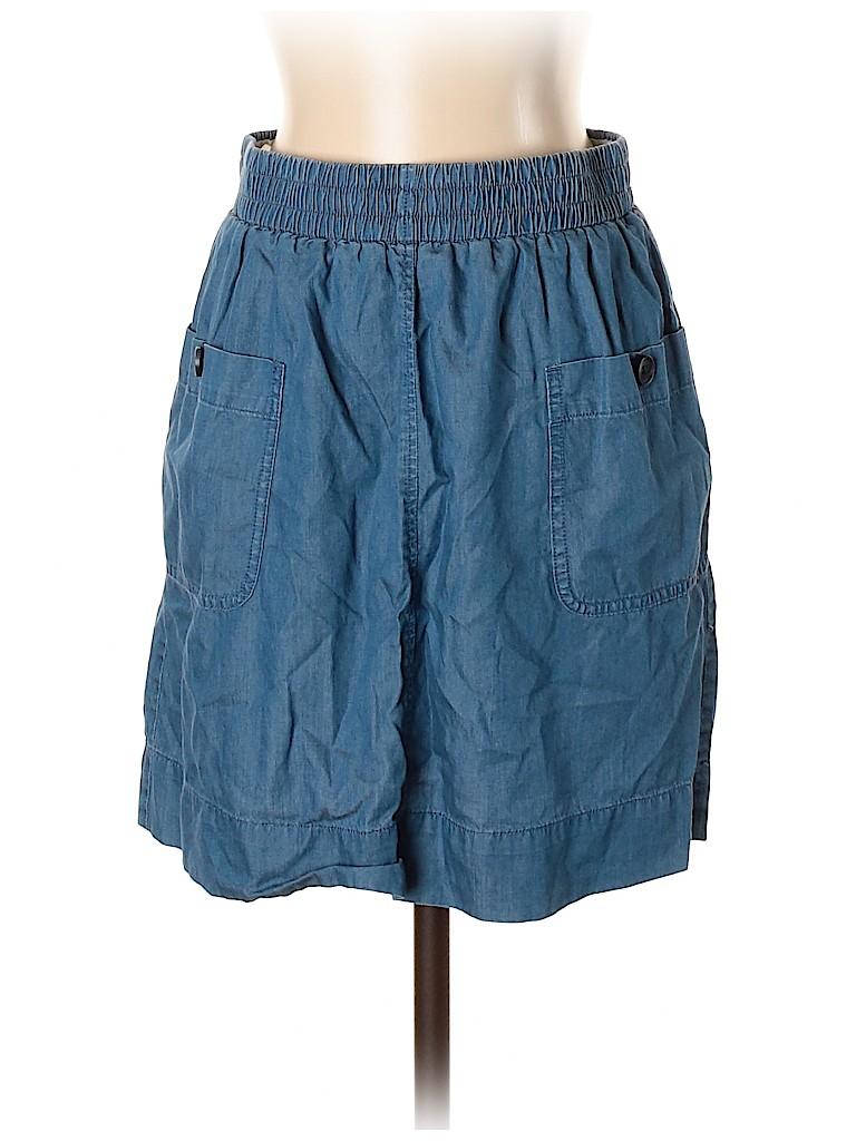 J. Crew Women Denim Skirt Size 2