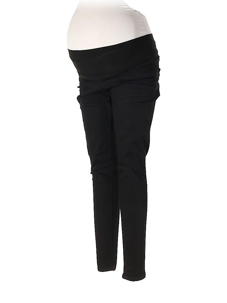 S.O.N.G. Women Jeans Size L (Maternity)