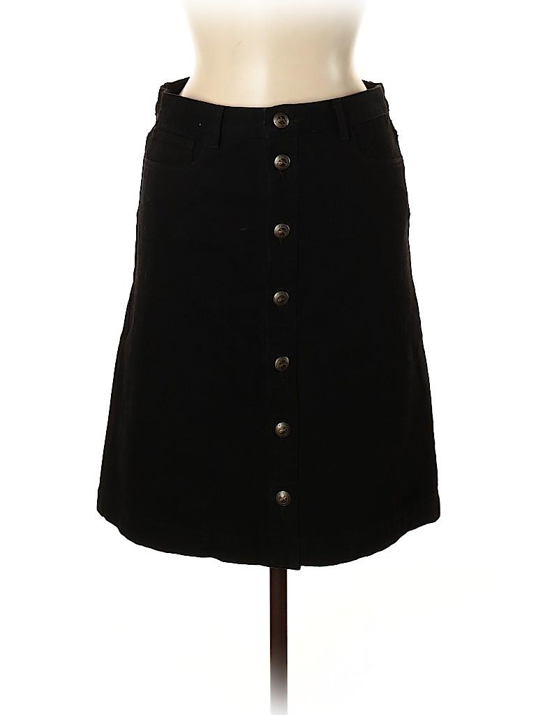 A.P.C. Women Denim Skirt Size 38 (FR)