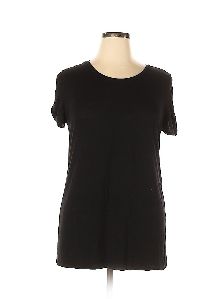 Mossimo Women Short Sleeve Top Size XL